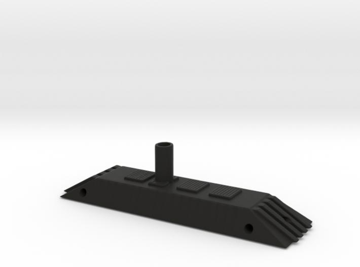1/600 CSS Yadkin (Dismal Swamp Ironclad) 3d printed