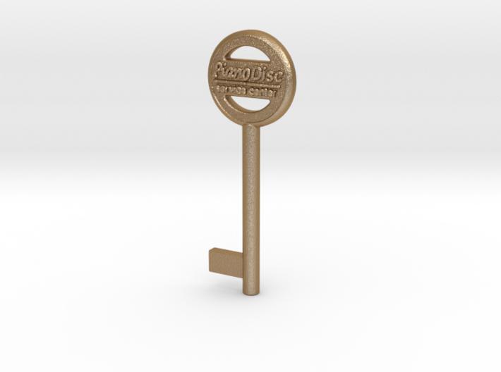 PianoDisc Key 1 3d printed
