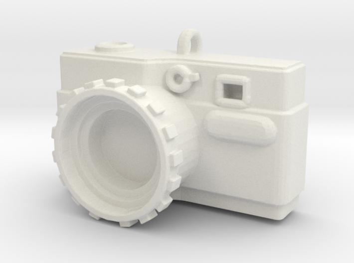 CameraPendant 3d printed
