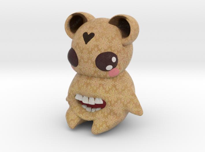 Creepy Bear 3d printed