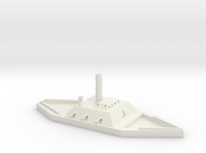 1/600 CSS Huntsville 3d printed