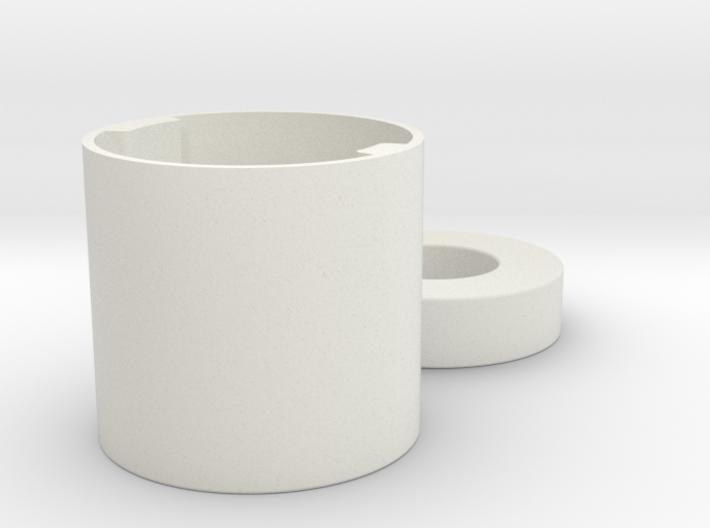 Jodocast's Barrel Extension Inserts 3d printed