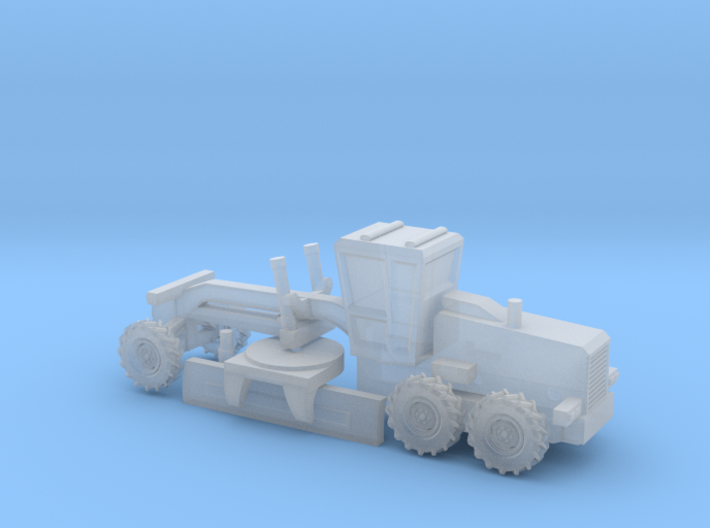 Caterpillar 140 Road Grader - Z Scale 3d printed