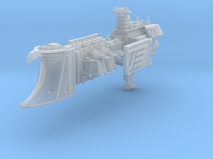 "Imperial Navy ""Endurance"" Light Cruiser 3d printed"
