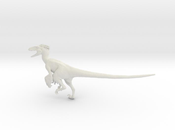 Dinosaur Utahraptor 1:20 V1 3d printed