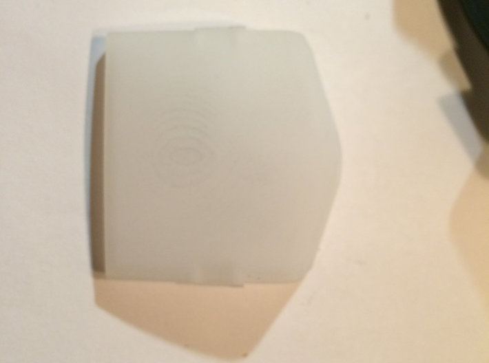 FPI001-01 Ford Pinto and Mustang II Standard Dome 3d printed