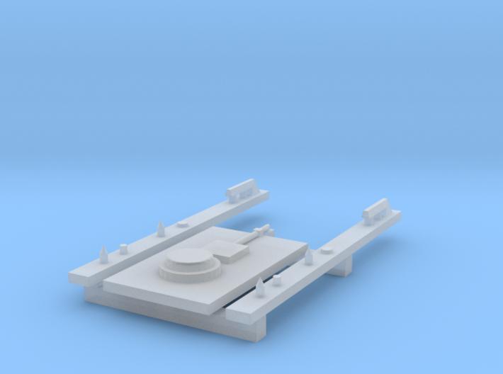 PTC Equipment HO Scale 3d printed