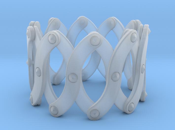 Expandable Bracelet SO 3d printed