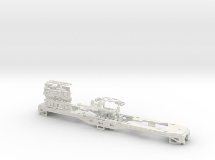 UBL1 Wiener Linien Fahrwerk komplett 3d printed