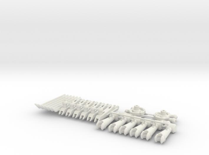 TFP RID Arcee Jorogumo Upgrade 3d printed