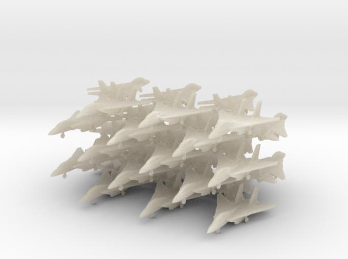 Grumman F-14 Tomcat (30x)(1:400) 3d printed