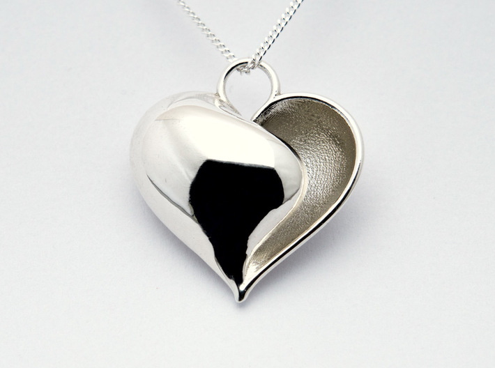 Shy Love (from $12.50) 3d printed Shy Love (S)