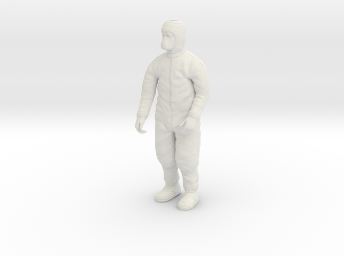 Clean Room Workman Nr. 2 3d printed