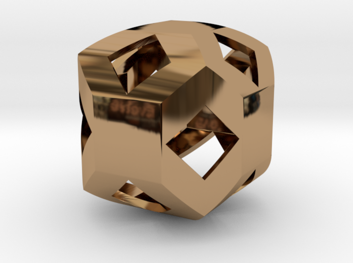 Steinmetz Solid 3d printed