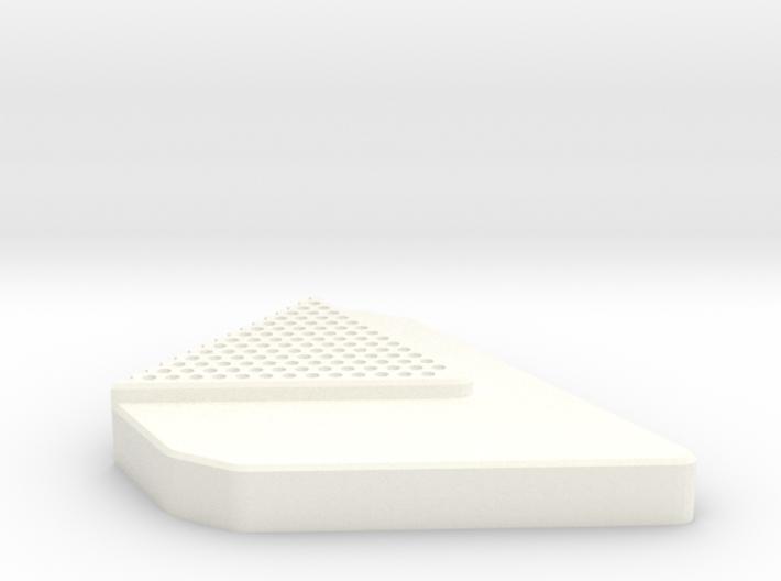 Mara Jade - Cape Clasp (Decipher) V2 3d printed
