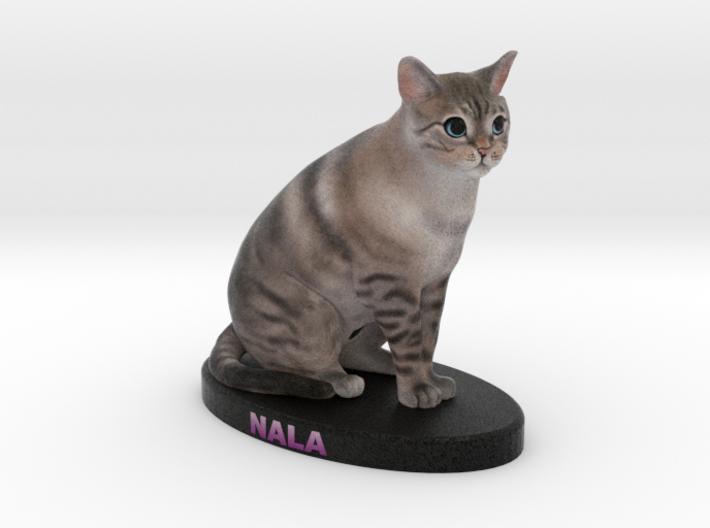 Custom Cat Figurine - Nala 3d printed