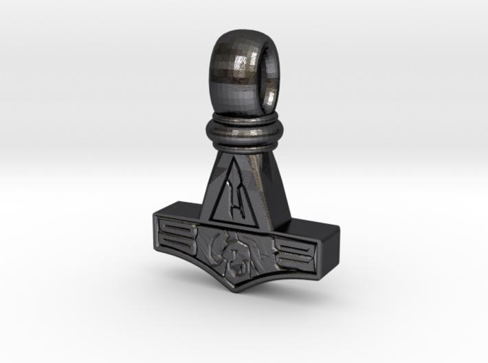 Thor's Hammer1 3d printed