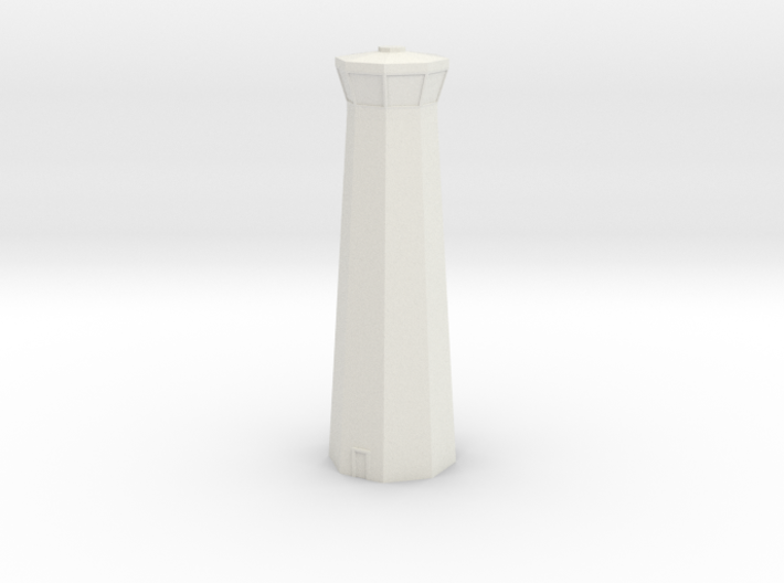 6mm Airport Control Tower 3d printed