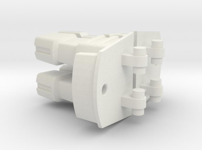 Super Toes--concept1--Rev1 3d printed