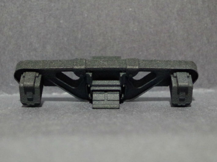 East Broad Top Railroad Vulcan Leaf Spring Version 3d printed
