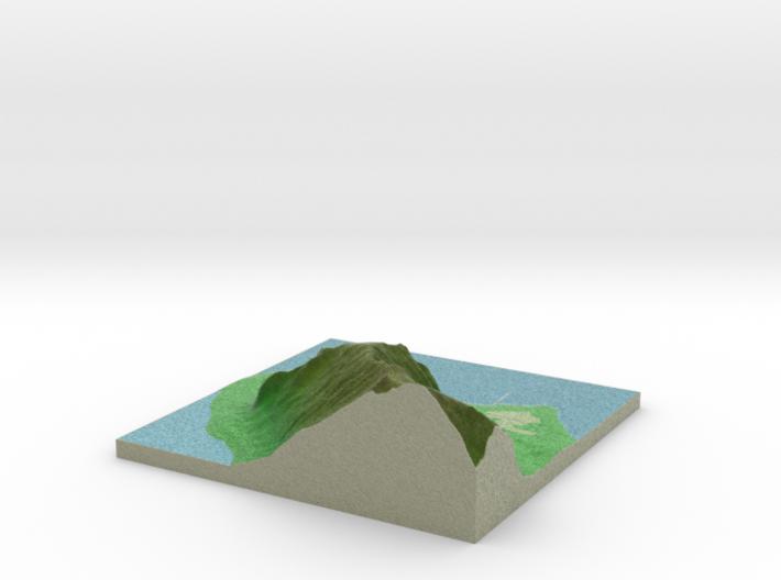 Terrafab generated model Sun Apr 12 2015 11:23:51 3d printed