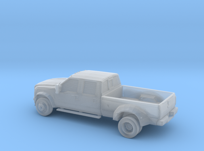 1/64 2014 Ford F450 Lariat Super Duty King Ranch 3d printed