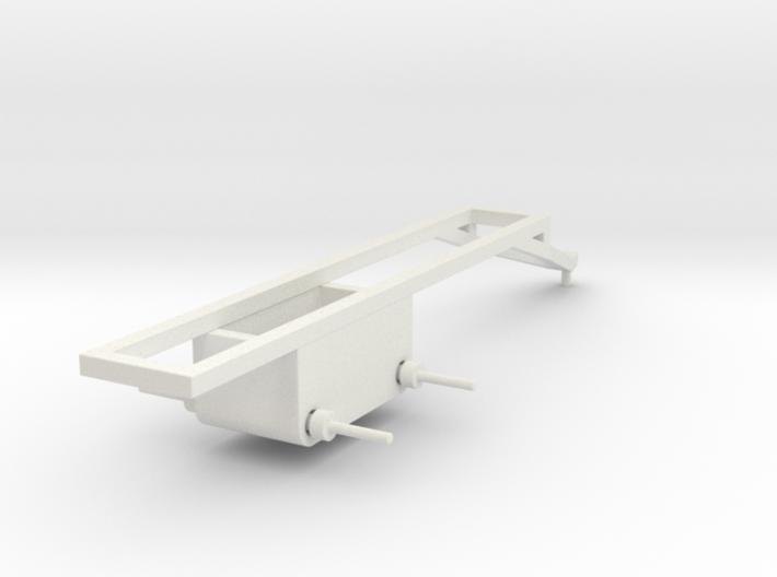 1/64 Pull type frame- short 3d printed