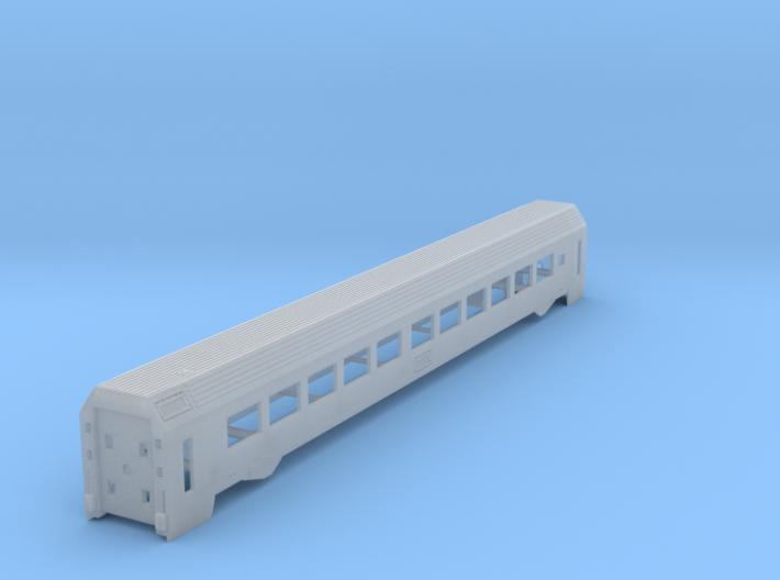 RailJet Wagen Ampz v1 TT 1:120 3d printed