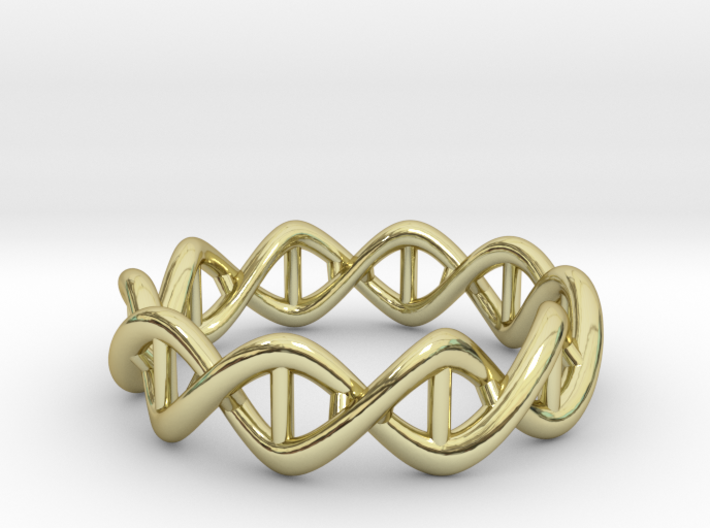 Ring DNA 3d printed