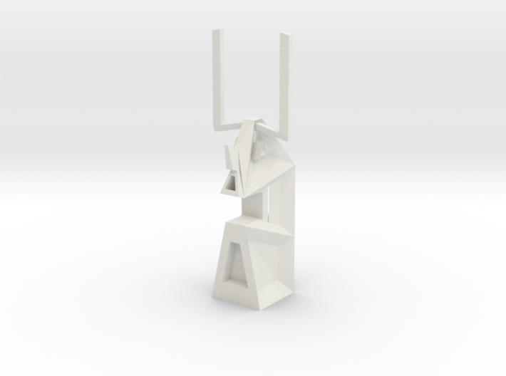 Moai di Allontanatevi 3d printed