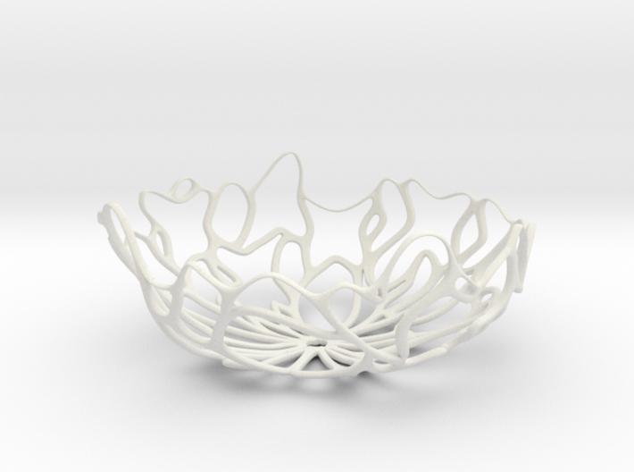 Seaweed Bowl / Fruit Bowl  3d printed