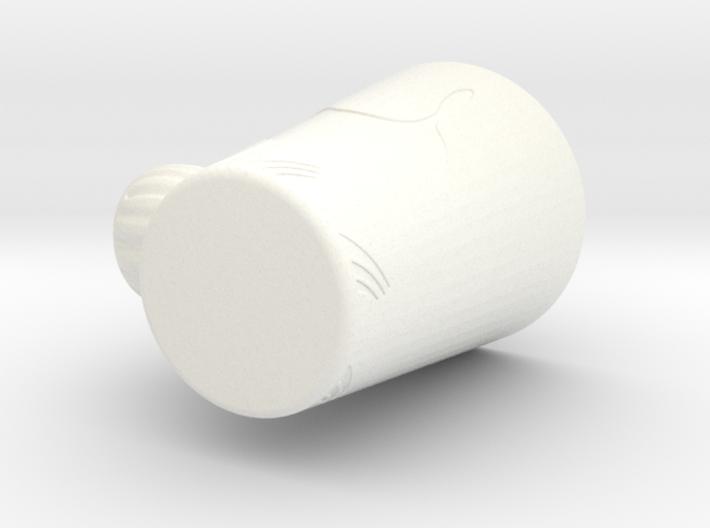 Rabbit Mug 3d printed