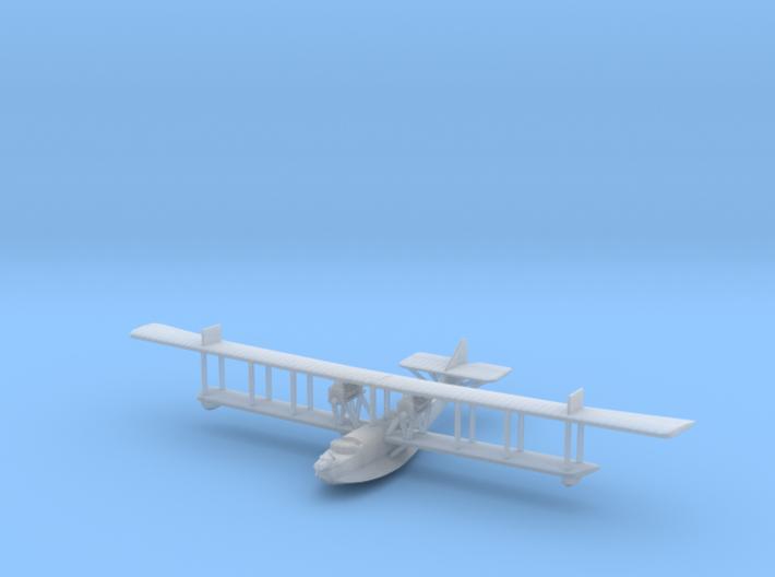 1/350 Felixstowe F2a Early model 3d printed