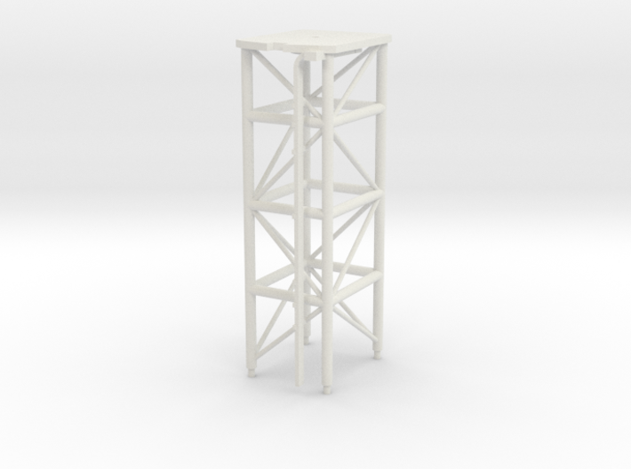 1/72 scale Perry Mast #2 3d printed