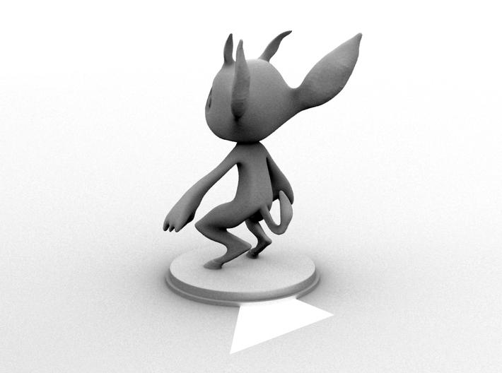 Ori (1-Inch Figurine) 3d printed