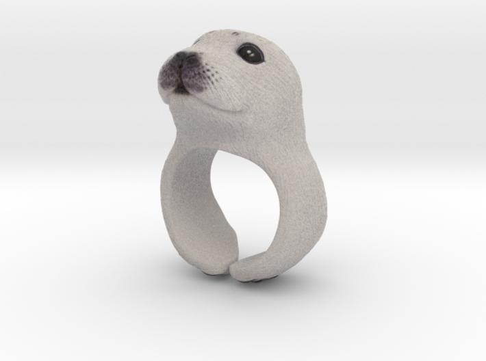 Seal Ring 3d printed