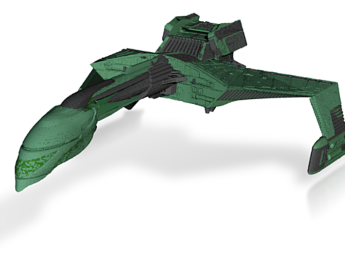 Wildfire Refit (Big) 3d printed