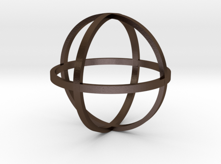 Orb Large 1:12 scale decor 3d printed