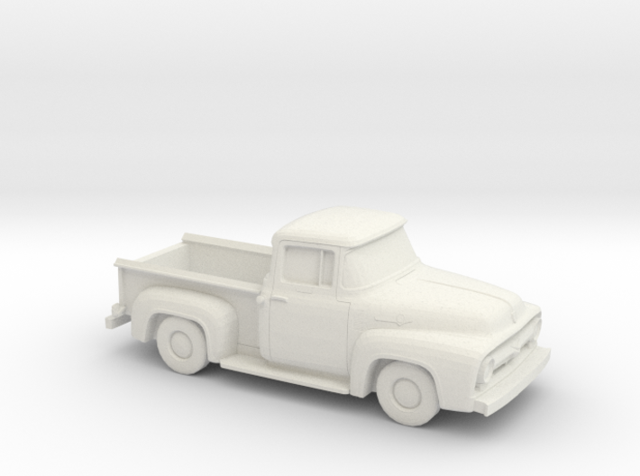 1/87 1956 Ford F100 3d printed