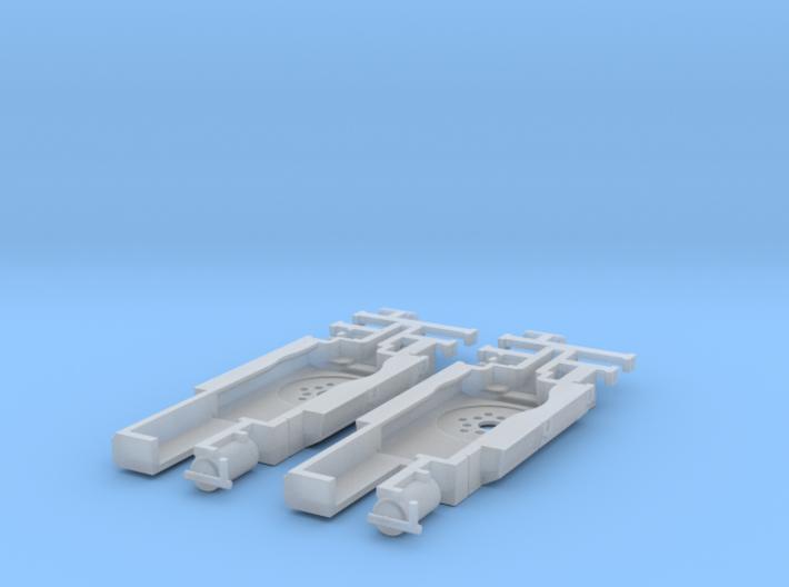 AssemblyBunddetaljerMrMrd (repaired) 3d printed
