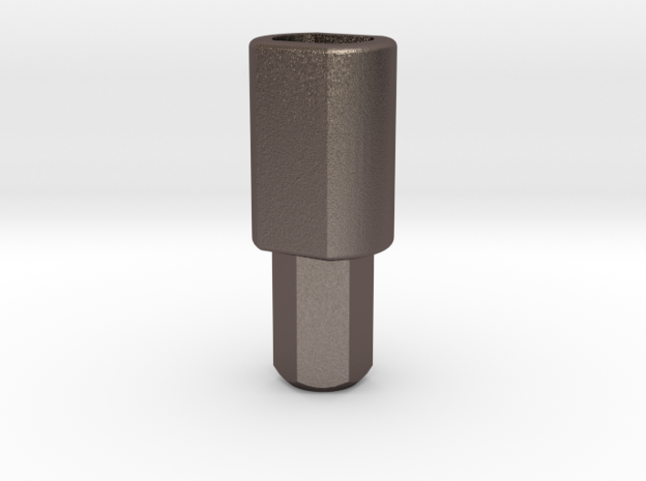 Coffee Grinder Bit for Drill Driver CDR-RE 3d printed