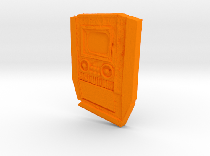 TV Dumont Clifton 1947 television 3d printed