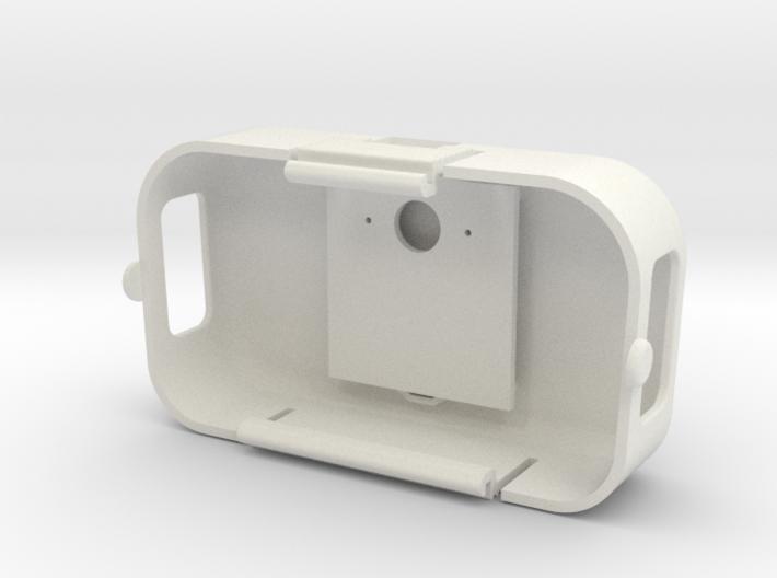 Ghost Recon style Phantom 2 Battery Door 3d printed