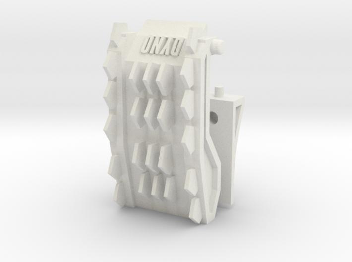 Customatron - Spikeback - Backpack Kit 3d printed
