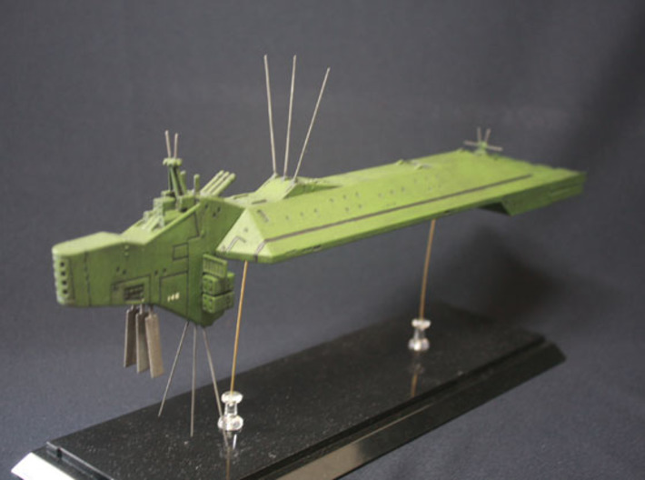 LoGH Alliance Carrier 1:3000 (Part 3/3) 3d printed Photo
