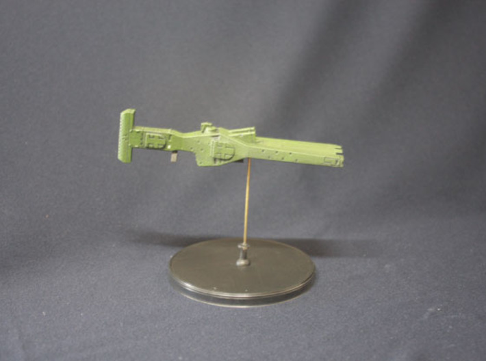 LoGH Alliance Missile Cruiser 1:3000 3d printed Photo