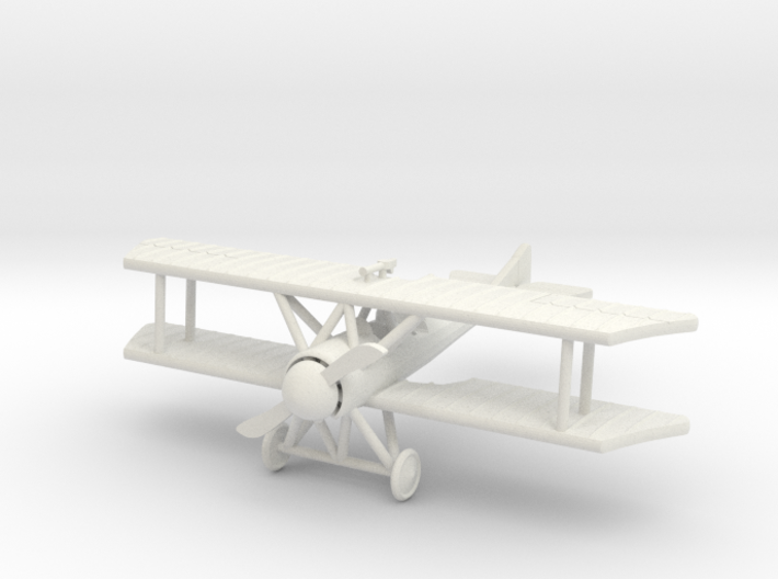 Morane-Saulnier BB 1:144th Scale 3d printed