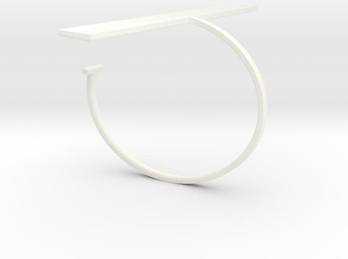a r c h i t e c t s series - Bracelet Ruler 3d printed
