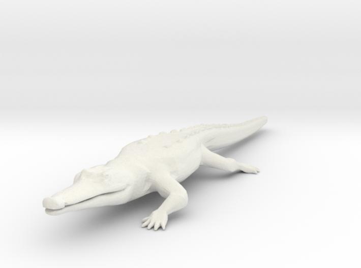 Croc/Alligator 3d printed