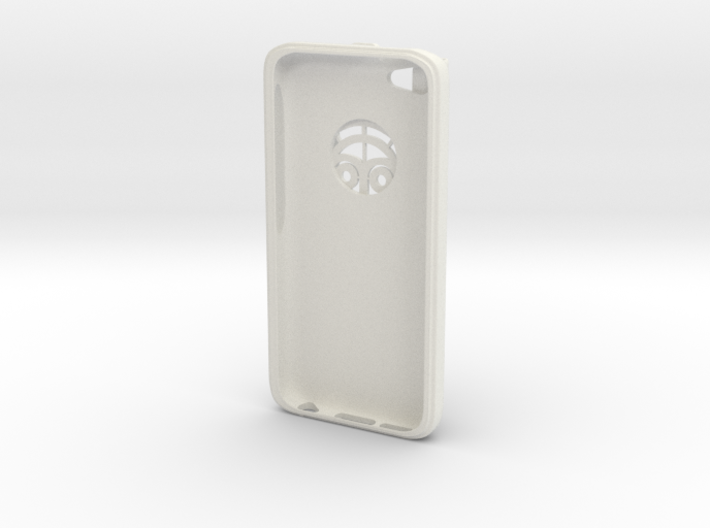 iPhone 5C / Dexcom Case - NightScout or Share 3d printed iPhone 5c and Dexcom phone case